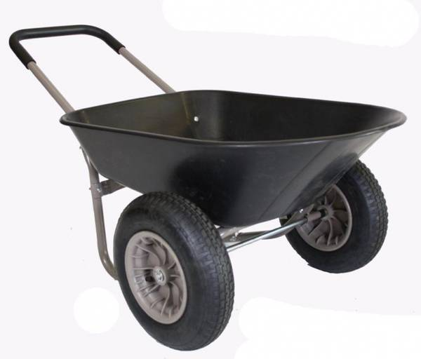 Bilde av Trolla Trillebåre med 2 hjul